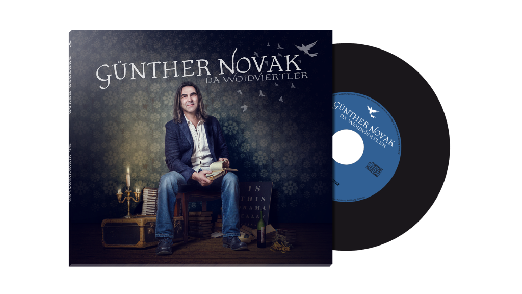 CD-Cover_Günther_Novak -da_Woidviertler_visual